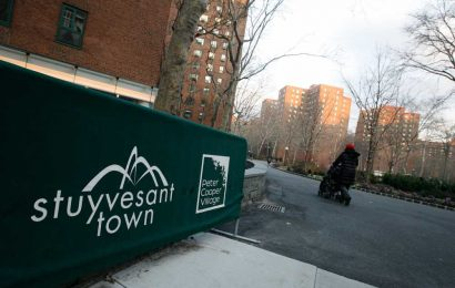 StuyTown made me buy new door after FDNY busted it down