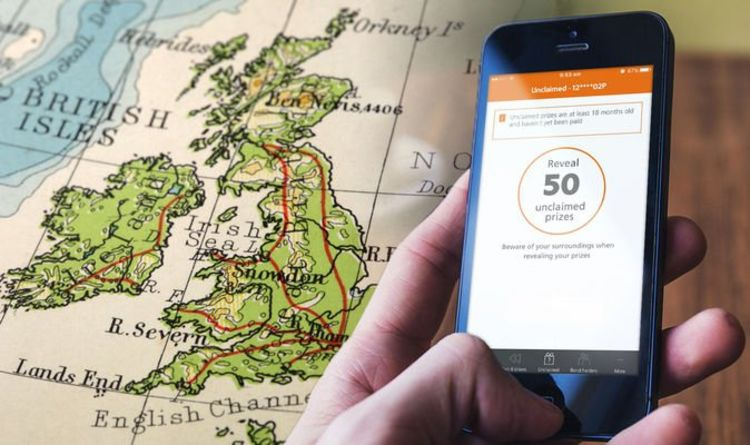 Premium Bonds: NS&I reveals thousands of prizes are still unclaimed in these UK areas