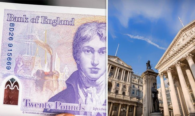 Counterfeit warning: Bank of England reveals what to look for to identify fake £20 notes