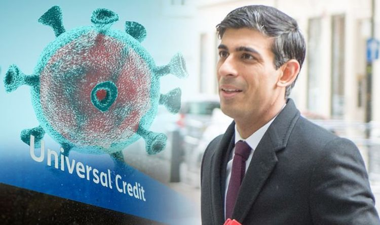 Universal Credit: Chancellor urged to make 'immediate changes' as coronavirus fears grow