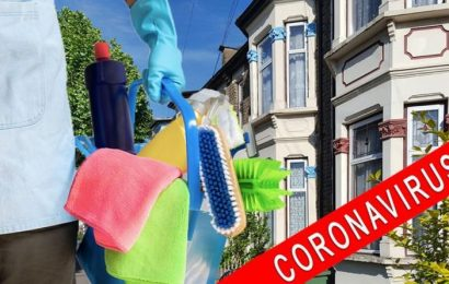 How to protect home against coronavirus – keep property virus-free with this says expert