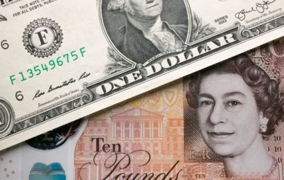 Pound crisis: Pound sterling plummets to lowest value against dollar since 1985