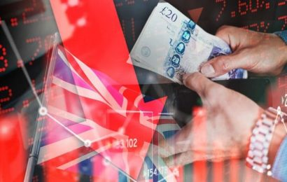 Pound to euro exchange rate plummets dramatically – GBP 'extremely vulnerable'