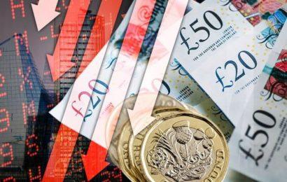 Coronavirus: UK economy 'hurtling towards recession' – Worse than 2008 financial crash