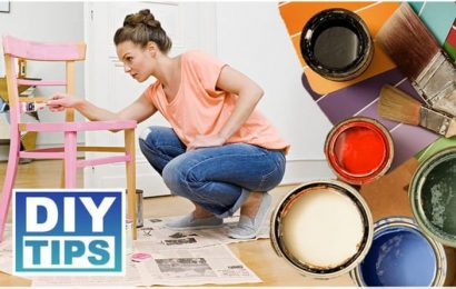 Stuck in self-isolation? Try one of these 'simple' but effective DIY property projects