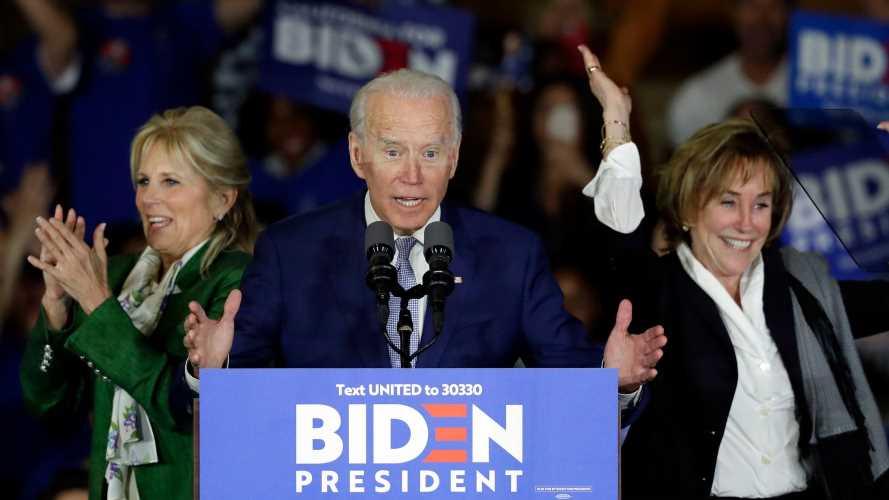 Joe Biden Wins 2020 Maine Democratic Primary
