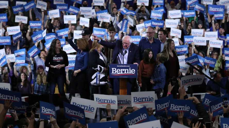 Bernie Sanders Wasn't Prepared For Joe Biden's Rush Of Endorsements