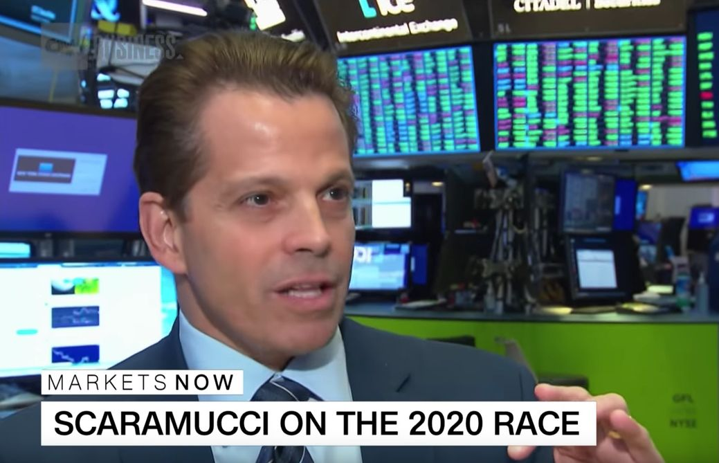 Anthony Scaramucci Explains Why, As A Republican, He's Backing A Democrat