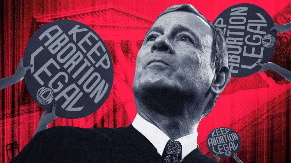 The Future Of Abortion Is In The Hands Of John Roberts