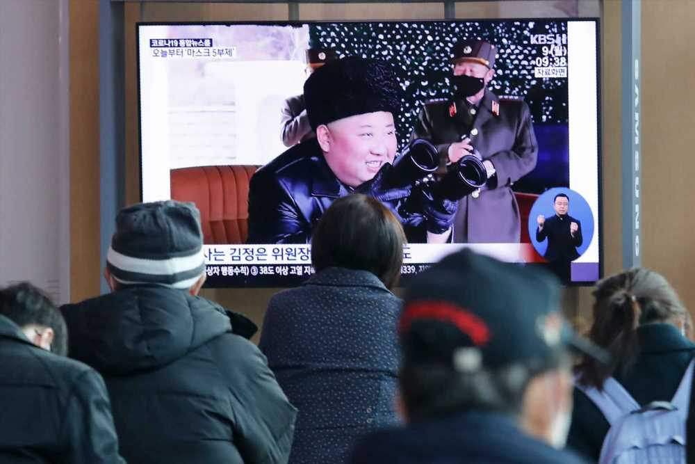 North Korea Fires Projectiles In New Weapons Test, South Korean Military Says