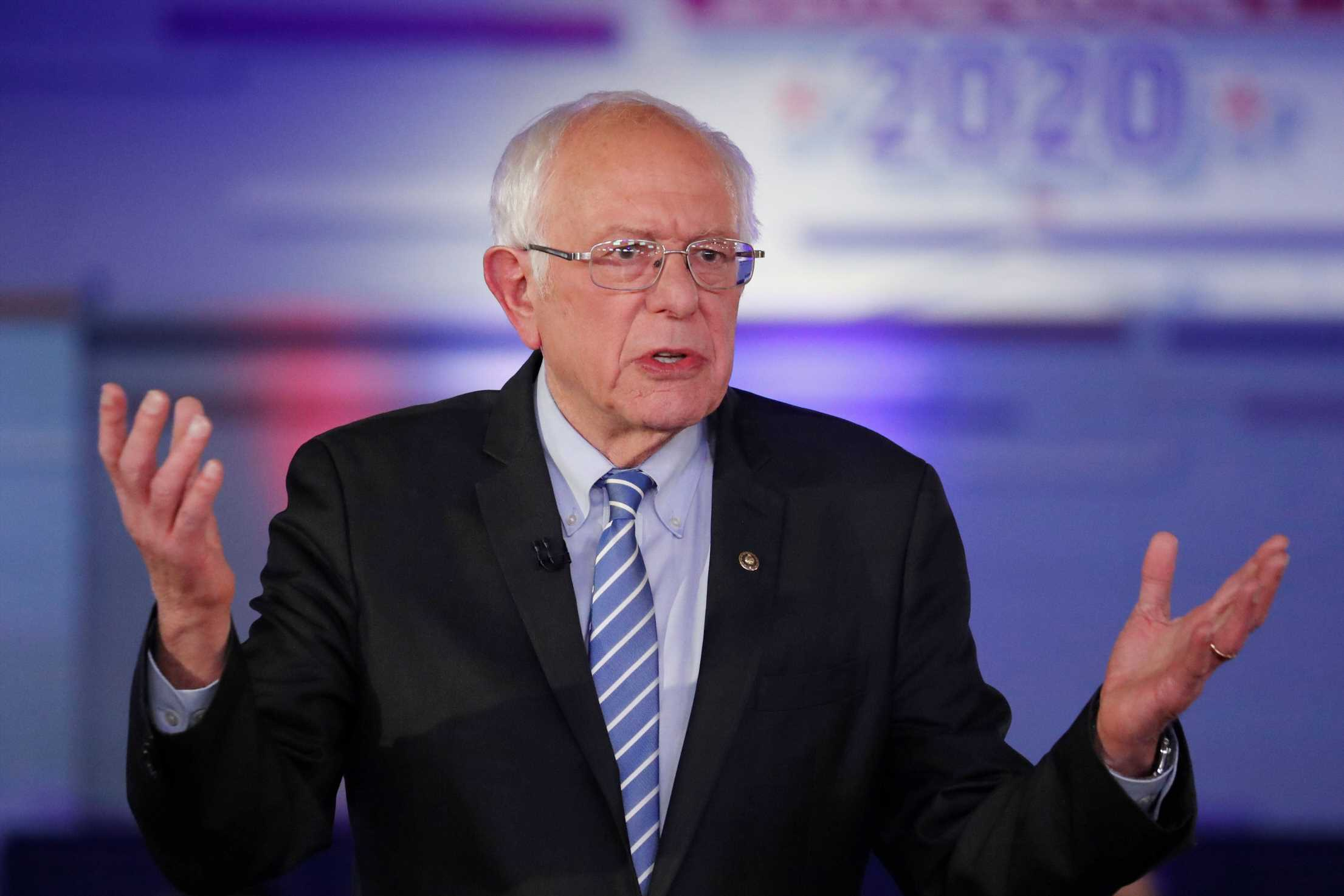 Without Hillary Clinton In The Race, Bernie Sanders' Rural Edge Disappeared