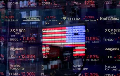 Historic Market Plunge Amid Global Scramble To Contain 'Invisible Enemy'
