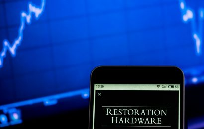 Restoration Hardware Sees Itself As 'Critical Infrastructure' During Coronavirus Outbreak