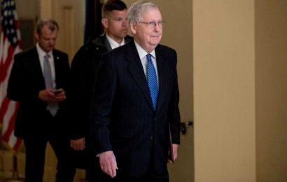 Coronavirus Relief Package Again Falls Short In Senate
