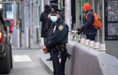 100 NYPD Cops Have Tested Positive For Coronavirus