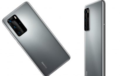 Huawei P40 revealed – THREE new 5G phones with 'most professional camera ever'