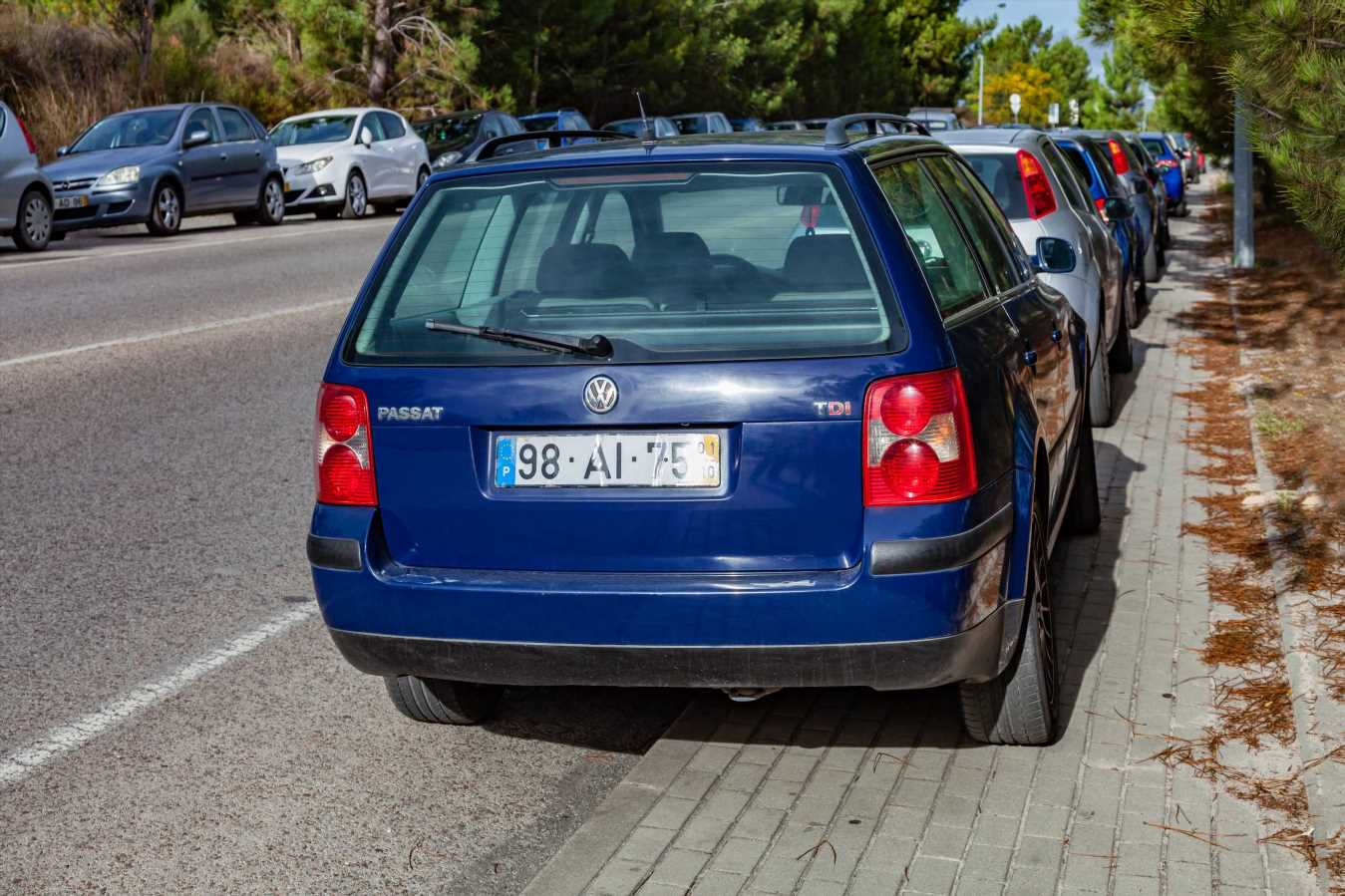 Drivers could soon be hit with hefty fines for parking on pavements across the country