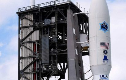 First-ever launch of Trump's US Space Force mission lifts off today – sending 'jam-proof satellite' into orbit
