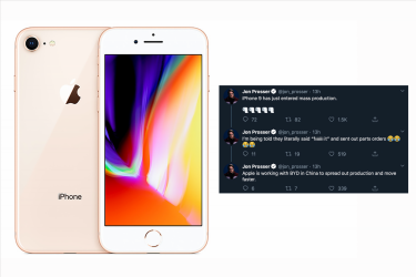 Cheap £399 iPhone launch 'within next month' might be 'back on' as China coronavirus crisis wanes