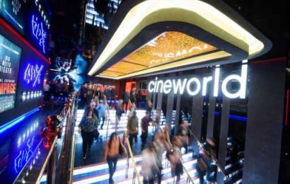 Cineworld Share Price Hits All-Time Low As Euro Markets Plunge Over Coronavirus Fears