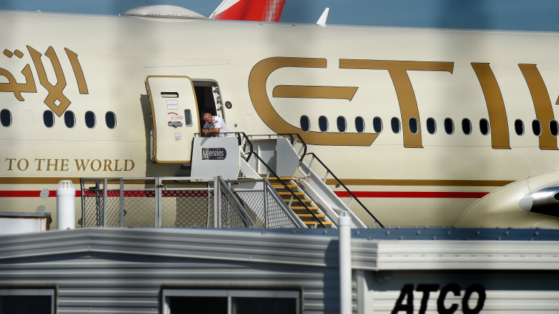 'Rest, relax and celebrate': Etihad asks cabin crew to take leave as coronavirus hits demand