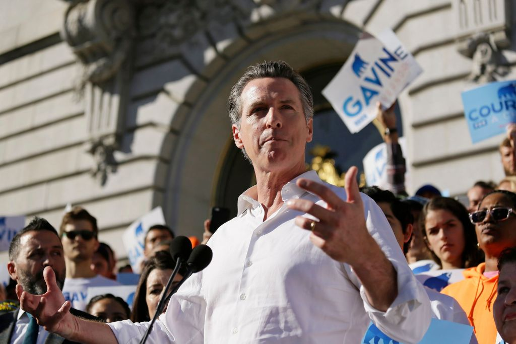 California Gov. Gavin Newsom Calls For Moratorium On Large Gatherings To Battle Coronavirus; Here Is What It Would Mean For Hollywood