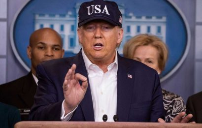 Donald Trump Signs Families First Coronavirus Response Act Into Law
