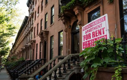 Layoffs may prevent 40% of New Yorkers from paying rent, study claims