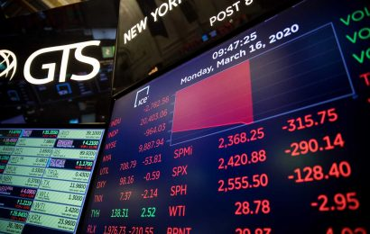 Wall Street investors urge White House to curb short sellers