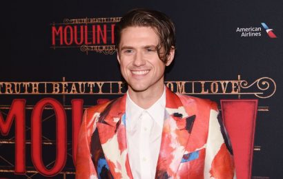 """Broadway's 'Moulin Rouge!' Star Aaron Tveit Tests Positive For COVID-19, Symptoms """"Very Mild"""""""