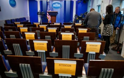 White House Correspondents Warned Of Possible Case Of Coronavirus Among Press Corps