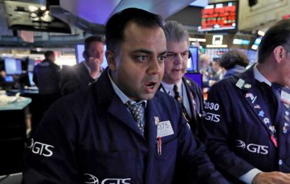 Dow closes below 20,000 for the first time in over three years
