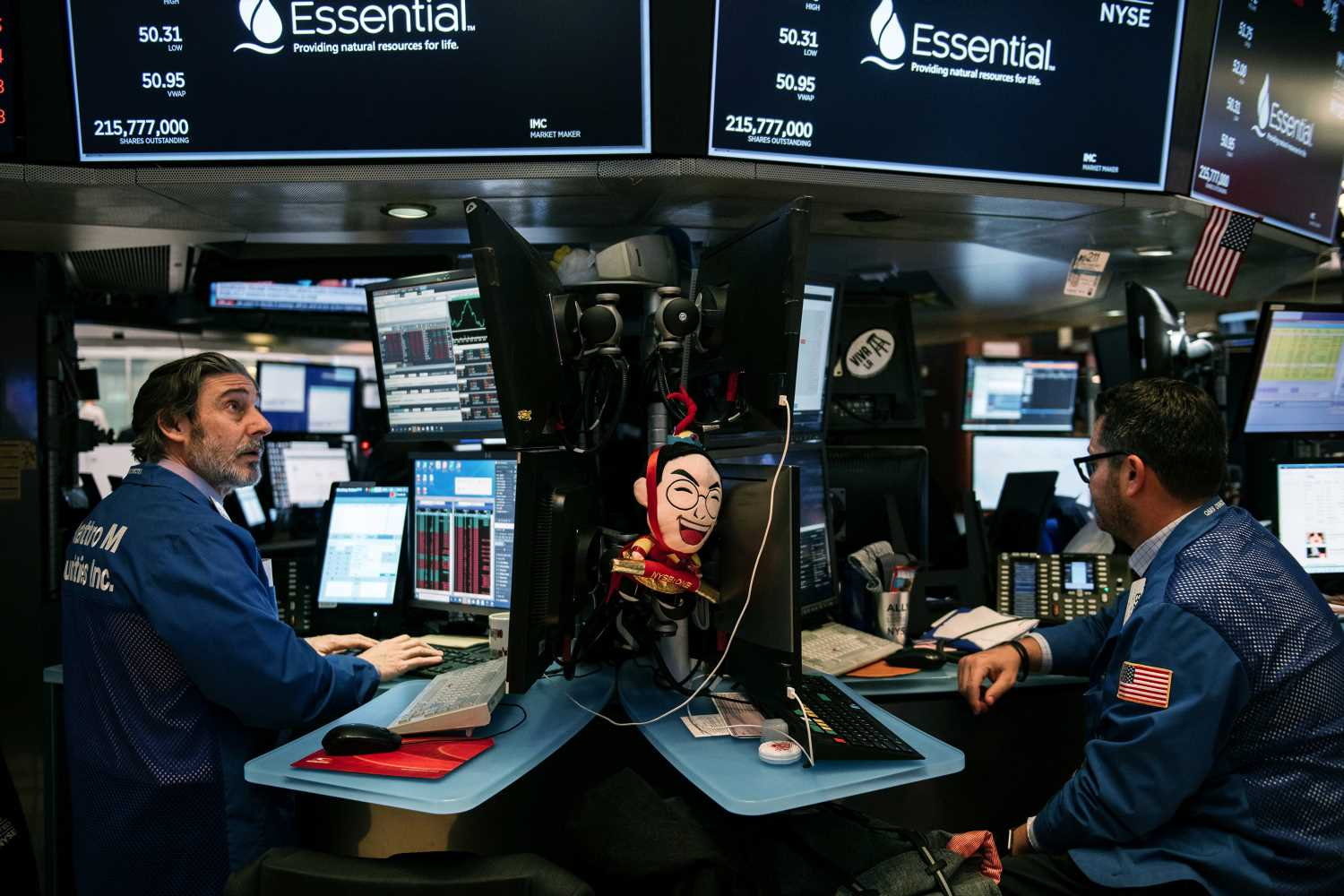 Dow plunges 969 points as coronavirus fears return