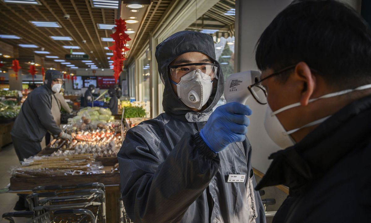 Coronavirus Spread in China Slows Drastically But Doubt Remains