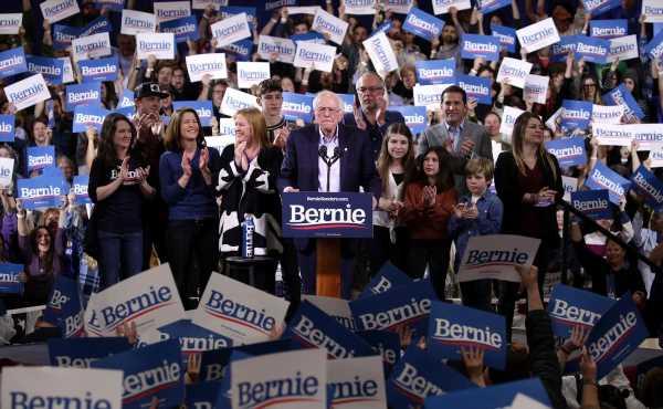 Sanders Calls Race Against Biden a 'Conflict of Ideas'
