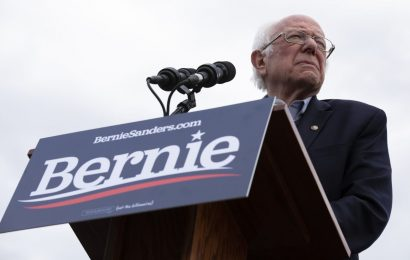 Sanders Assessing Campaign After Biden's Three-State Sweep