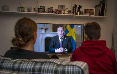 Sweden Prime Minister Says Prepare for More Restrictive Policies