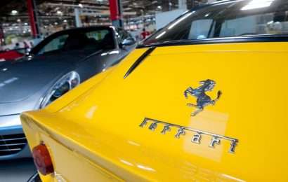 Ferrari Halts Output for Two Weeks as Virus Spreads in Italy
