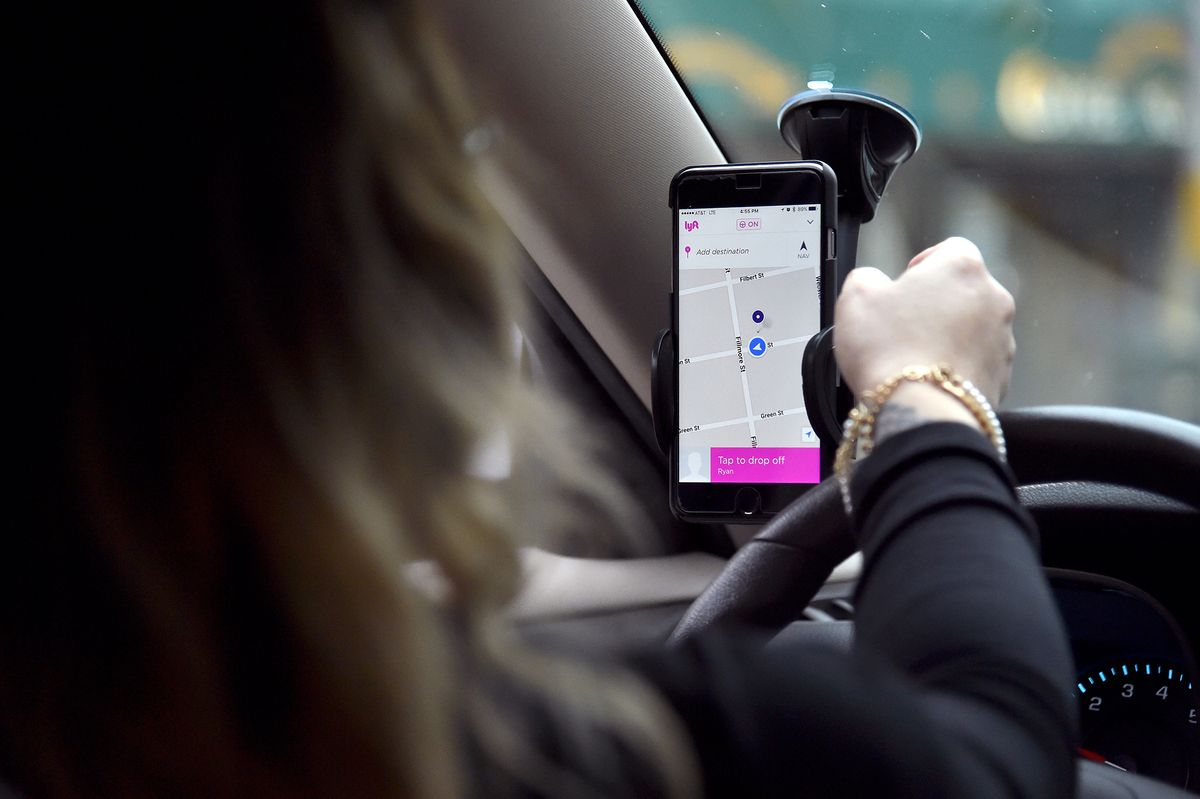 Uber and Lyft Drivers Weigh Risk of Safety Against Paycheck