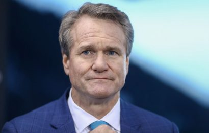 BofA CEO Says War on Virus Means Help for Customers, Industries