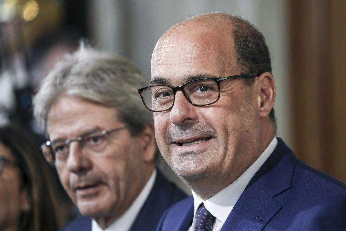 Italy's Democratic Party Head Tests Positive for Coronavirus