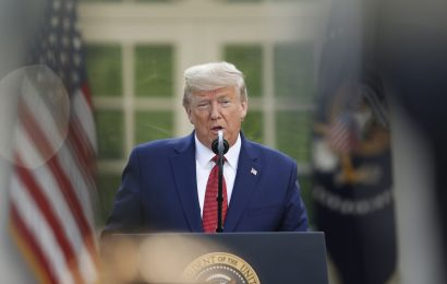Trump Says He's Extending Virus Distancing Guidance to April 30