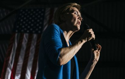 Elizabeth Warren's War on Corporate Greed Gets Boost With Bailouts Looming