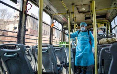 Broken Markets Seeking Lifeline Struggle to Look Past Infections