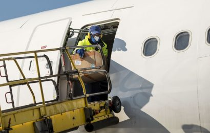 Urgent Demandfor Medical Equipment Is Making Air Cargo Fees 'Absolutely Crazy'
