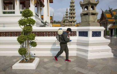Thailand Imposes Partial Lockdown of Capital as Virus Cases Soar