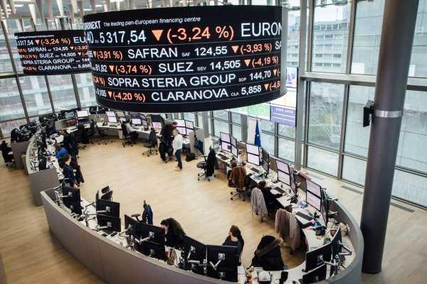 Fleeting Gain, Then More Pain: European Stocks in Five Charts