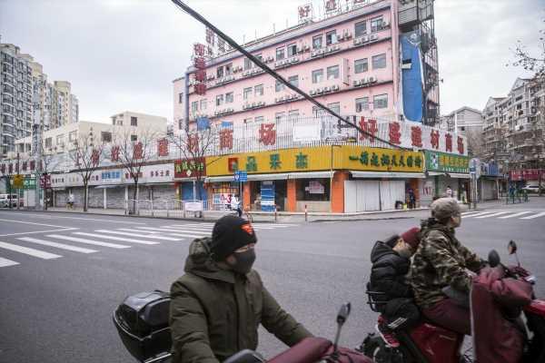 China's Inflation Slows as Coronavirus Locks Down Economy