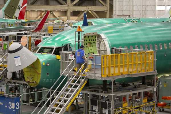 Lawmakers Rip Boeing and FAA for Roles in Flawed Max