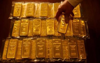 Gold Steadies After Posting Biggest Weekly Advance Since 2008